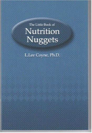 Nutrition Nuggets front cover