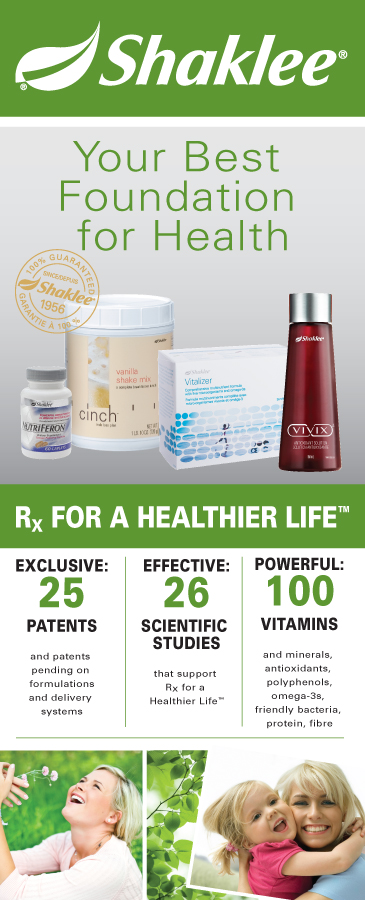 rx for a healthier life